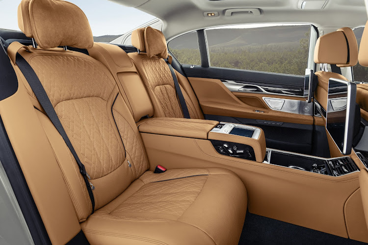BMW has worked on further reducing interior noise levels. Picture: SUPPLIED