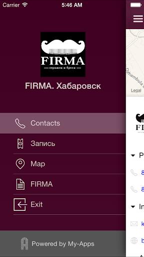 FIRMA. Хабаровск
