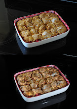 Photo: I seem to have failed painting this Cobbler pudding - I think the top (normal) image is better than the flash painted bottom one.