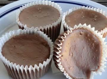 Nutella Cheesecake Muffins