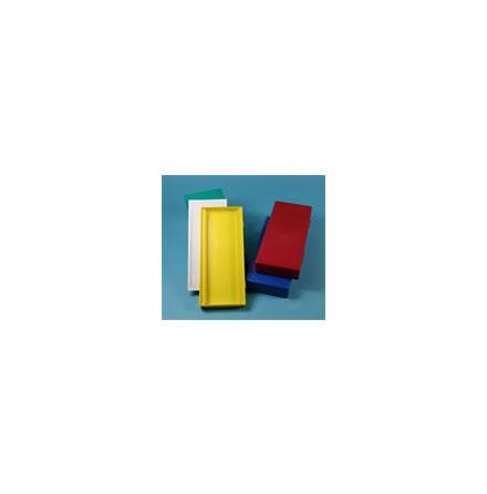 Obi Slide Box 50 / 50 divider, height 35 mm fix