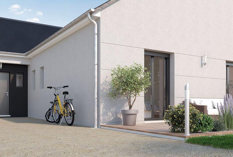 Vente Terrain + Maison - Terrain : 900m² - Maison : 120m² à Ayron (86190)
