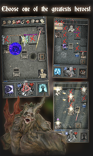 Dungeon Journey v 1.04.03 APK (Mod Unlimited Money) FULL