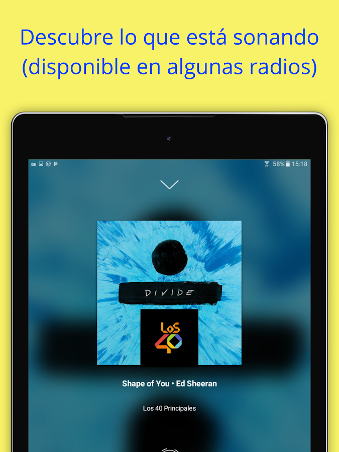 Radio FM Colombia - Emisoras- screenshot