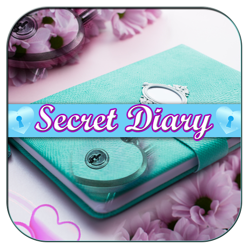 Secret diary with passcode