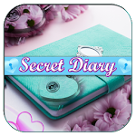 Secret diary with passcode Icon