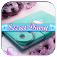 Secret diary with passcode (app)