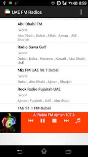 UAE FM Radios - náhled