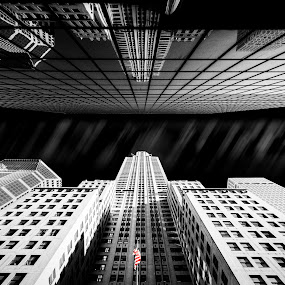 Chrysler Building NYC by Chad Weisser - Buildings & Architecture Architectural Detail ( manhattan, new york, architecture, nyc,  )