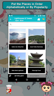 Lighthouses & Towers- Travel & Explore - náhled