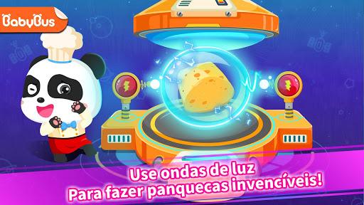 Cozinha Espacial do Pequeno Panda - Para crianças screenshot 1