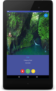 Buckist - Best Bucket List App Screenshot
