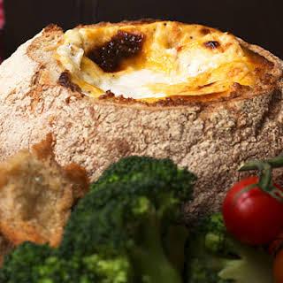 Cheese Fondue Bowl.