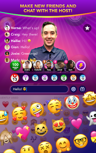 Live Play Bingo - Bingo with real live video hosts 1.0.3 9
