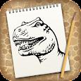 How To Draw Dinosaurs apk
