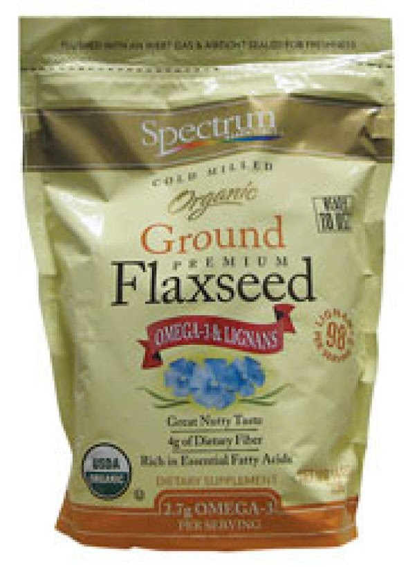 Notes:  The ground flax seed is a very good source of Omega-3s. ...