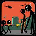 Stickman Army: World War Legacy Fight icon
