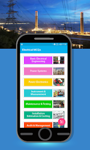 Electrical MCQs App Download For Android 3
