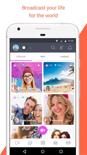 Download Tango - Live Video Broadcast MOD APK 3