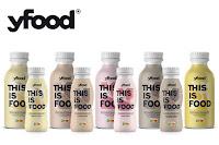 Angebot für YFOOD, 1 DRINK = 1 MAHLZEIT im Supermarkt