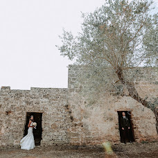 Vestuvių fotografas Alessandro Spagnolo (fotospagnolonovo). Nuotrauka 27.02.2019