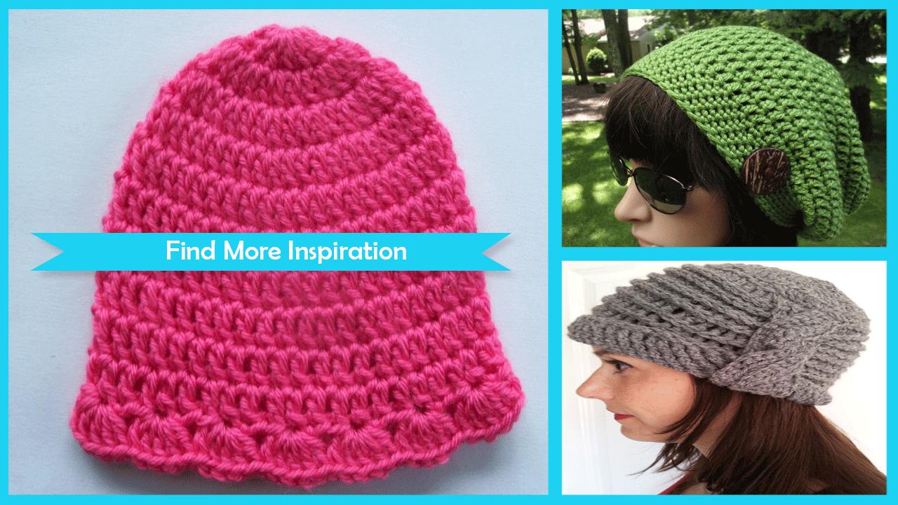 Easy beginner crochet hat patterns android apps on google play easy beginner crochet hat patterns screenshot baditri Images