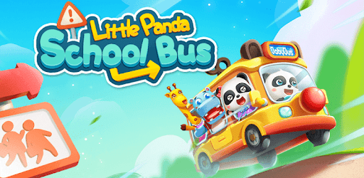 Let's Drive! -Baby Panda's School Bus app (apk) free download for Android/PC/Windows screenshot