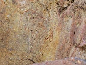 Photo: petroglyph