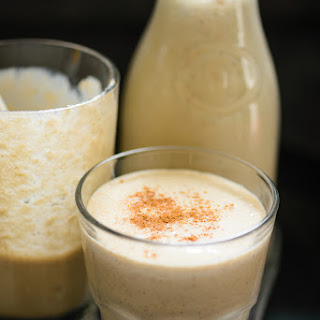 Oats Banana Cinnamon Smoothie