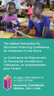 2018 GPE Financing Conference - náhled