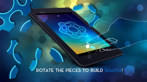 ▲ SHAPES game (apk) free download for Android/PC/Windows screenshot
