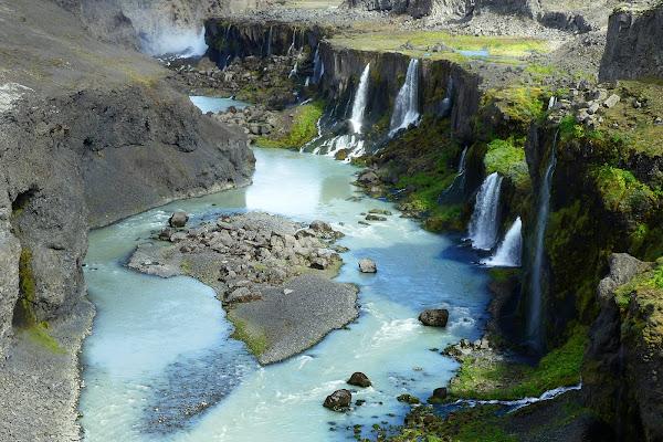 Islanda: magico paese dalle 1000 cascate