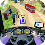 Modern Bus Drive 3D Parking new Games-FFG Bus Game 2.35