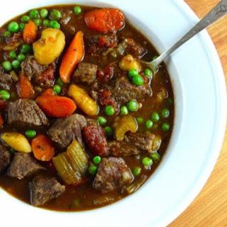 Paleo Beef Stew.