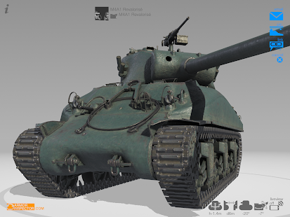 Armor Inspector - for WoT- screenshot thumbnail
