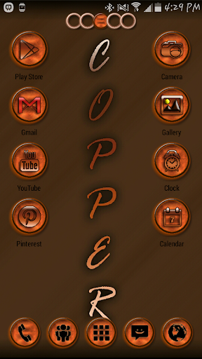 Copper Theme