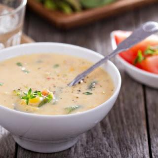 Slow Cooker Cream Of Potato Soup