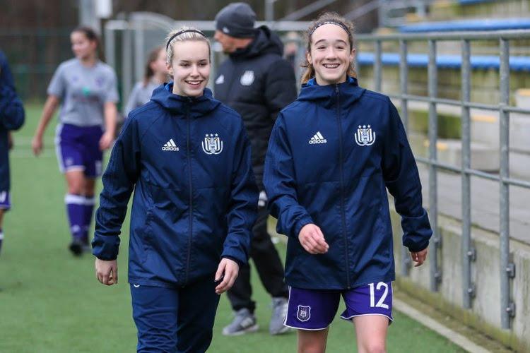 Speelster OH Leuven kiest voor kapperszaak en gaat op lager niveau voetballen