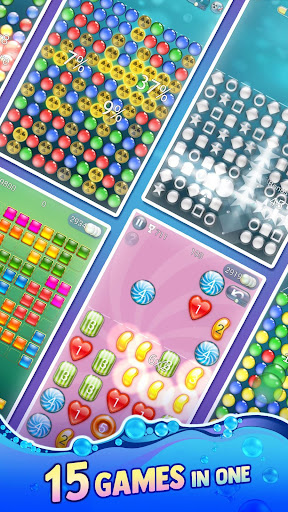 Bubble Explode : Pop and Shoot Bubbles  captures d'écran 2