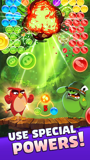 Angry Birds POP Blast 1.10.0 screenshots 4