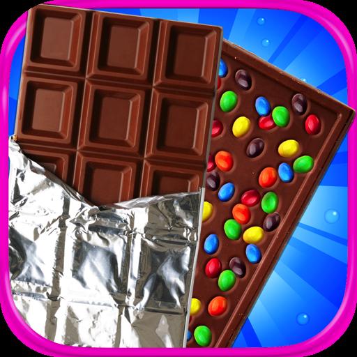 Chocolate Candy Bar Maker FREE