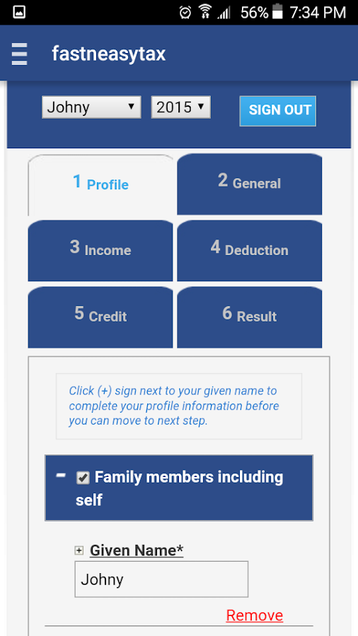 Efile canadian tax return android apps on google play efile canadian tax return screenshot ccuart Images