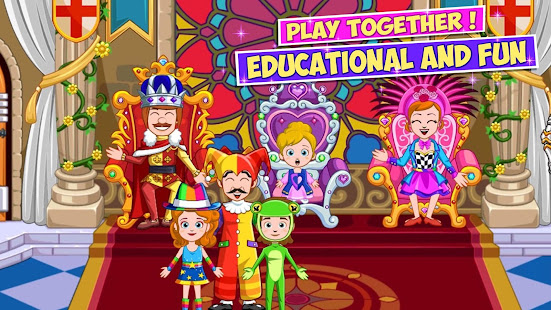 Game My Little Princess : Castle. 12 - 6 year old games APK for Windows Phone