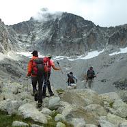 Fotos de Ibóns de Alba, Cregüeña e Coronas, Val de Benás, parque de Posets – Maladeta (Pireneos), 1 de xullo de 2021