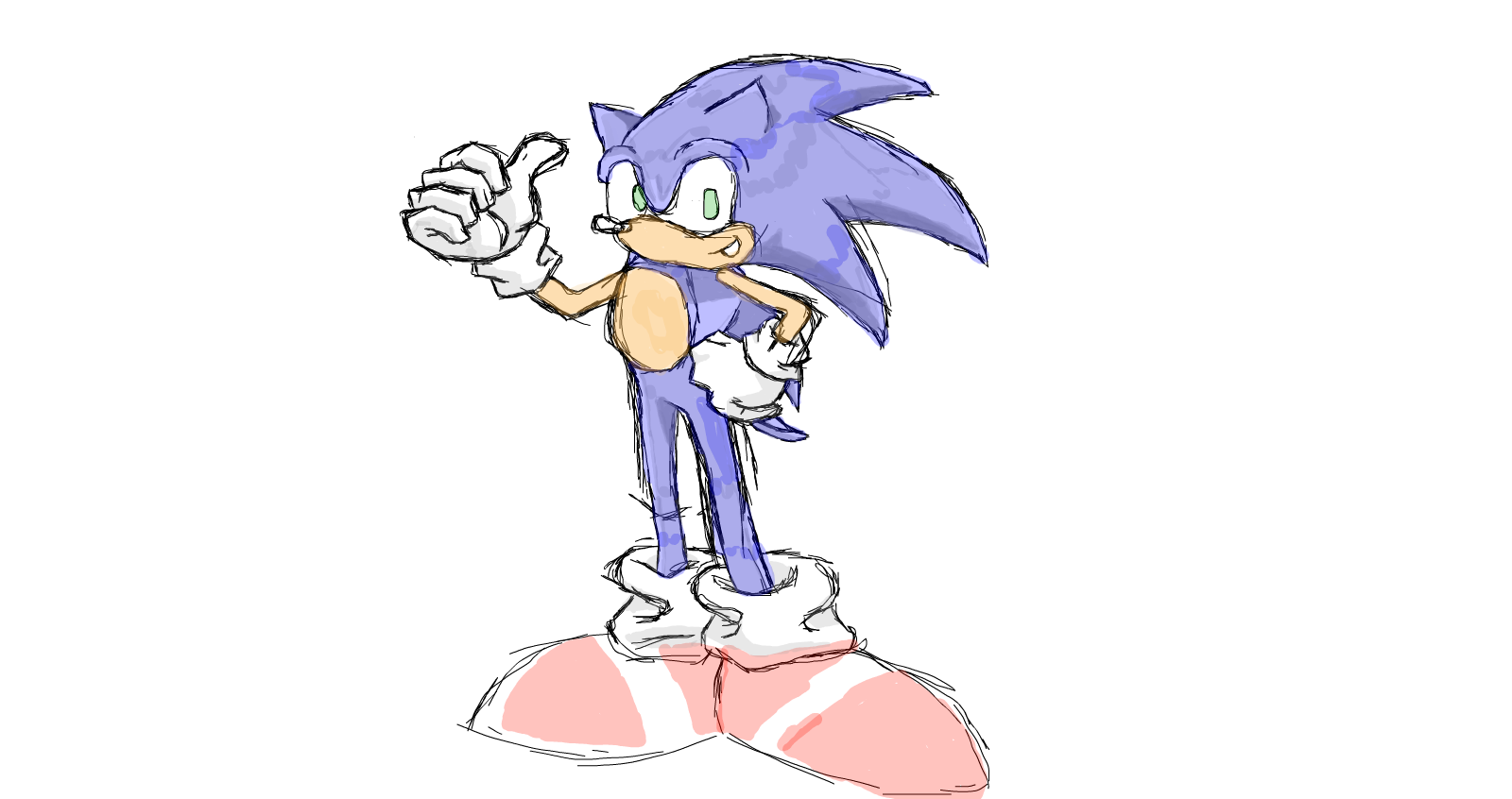 working in progress (sonic)