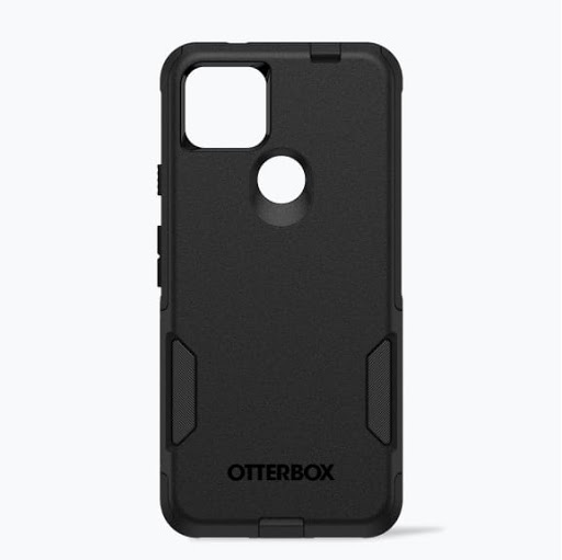 Exterior front shot of the OtterBox Commuter Series for Google Pixel 5a (5G)
