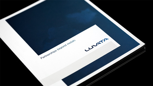 Luvata Positioning Strategy & Brand Identity preview