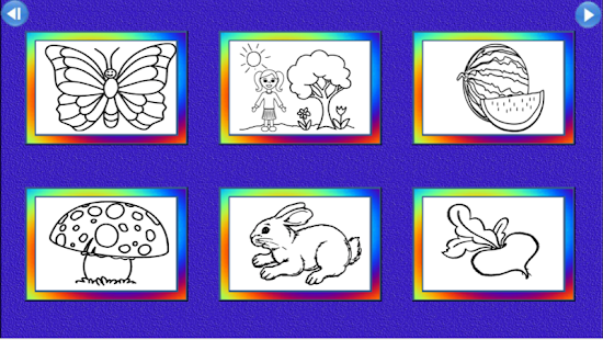 Coloring pages for children 2 - náhled