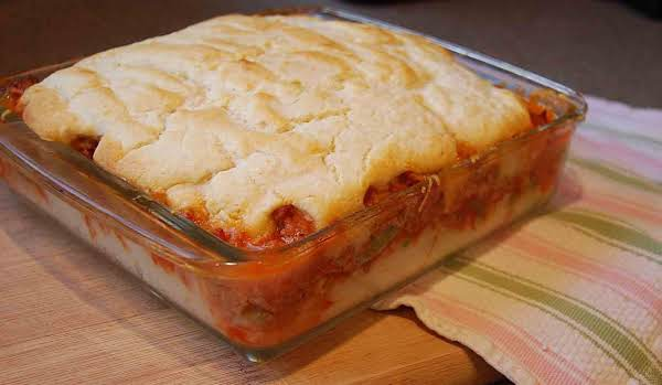 Paula Deen's Shepherd's Pie