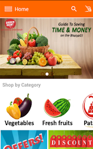 BhaiyaG Grocery Store screenshot 1